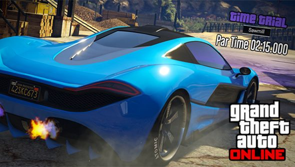 GTA Online event offers Time Trial pack and price cuts on speedy vehicles