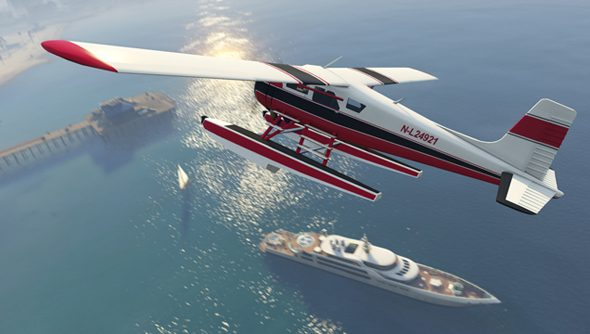 Returning GTA V players to be rewarded with Dodo seaplane on PC