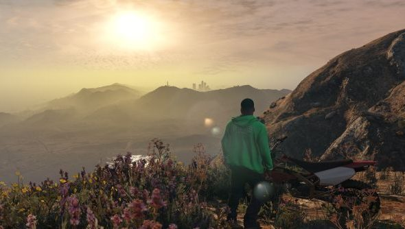 GTA V FOV mod frees first-person from artificial slider limits