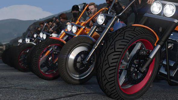 GTA Online bikers