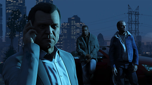 GTA V console release date announced for September; all quiet on the PC front