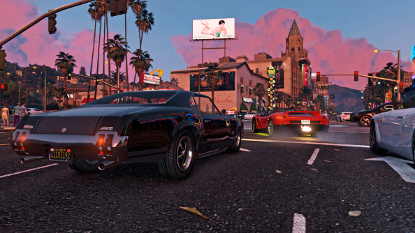 """""""best looking games Grand Theft Auto V"""""""