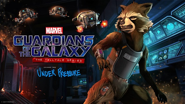 Telltale's Guardians of the Galaxy game's second episode has a release date