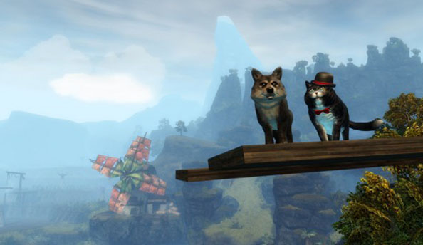 Guild Wars 2's Valentine's Day celebrations let you say it with roses
