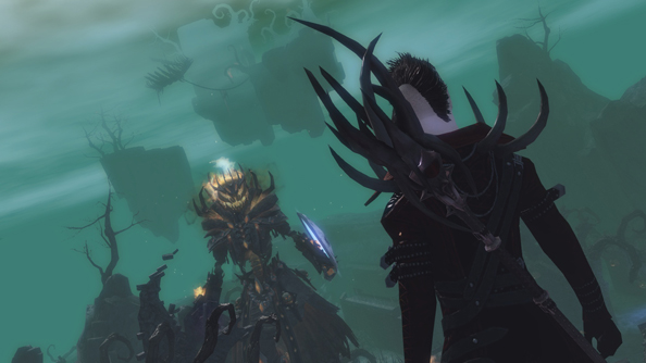 Guild Wars 2 Halloween update brings Blood and Madness to Tyria from Tuesday
