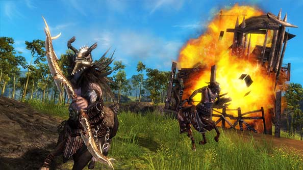 Guild Wars 2 in 2013: Arenanet reveal WvW specific abilities, living stories