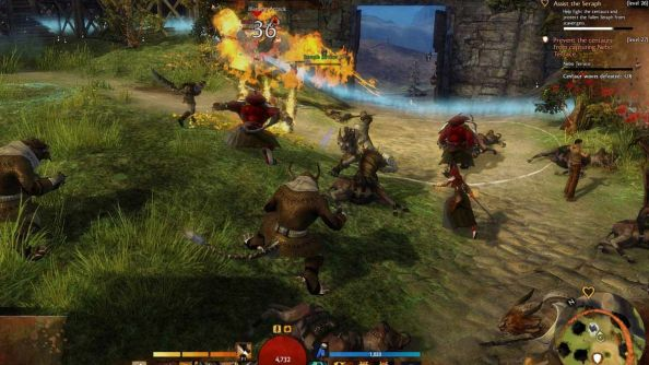 Guild Wars 2 sales doubled in two months since Chinese release