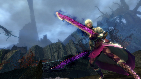 Guild Wars 2 is doing really well in China