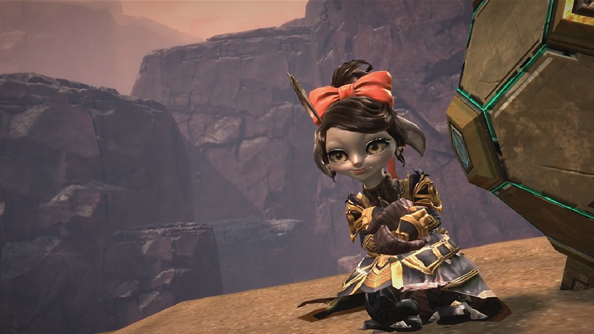 Guild Wars 2: The Dragon's Reach: Part 2 gets new trailer