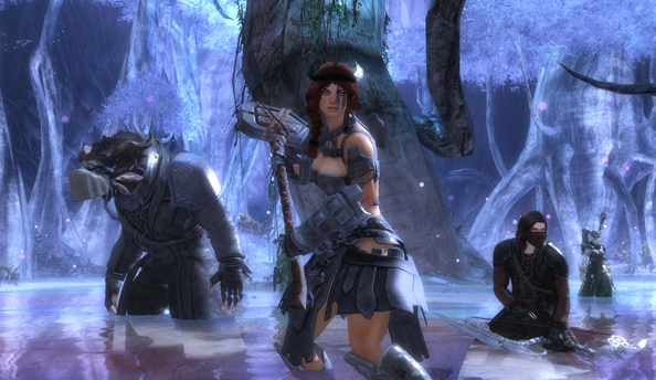 Guild Wars 2 price tag cut permanently