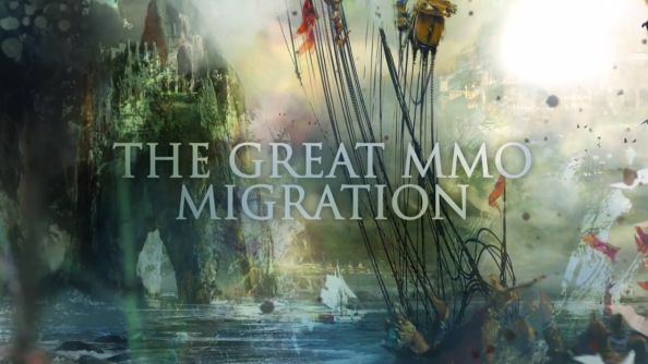 Guild Wars 2 launches Great MMO Migration contest. Free copy to those willing to pledge allegiance