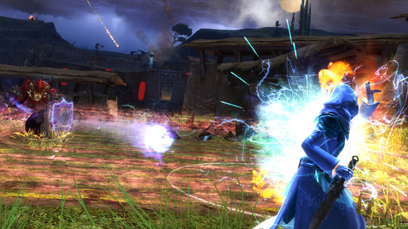 The great Guild Wars 2 gear merger - or the way PvP works now