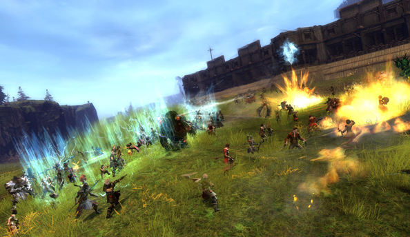 Flame and Frost: The Razing patch notes chart the latest in living stories and leaderboards for Guild Wars 2