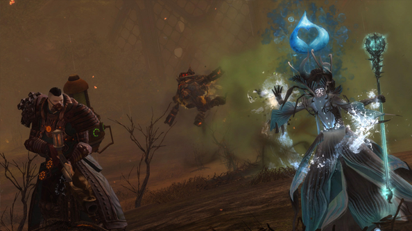 Guild Wars 2 Twilight Assault is like a teddy bears picnic... of evil
