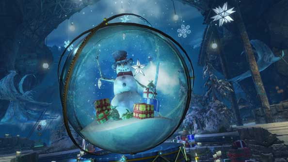 Guild Wars 2 Wintersday event brings cold front to Tyria on December 10