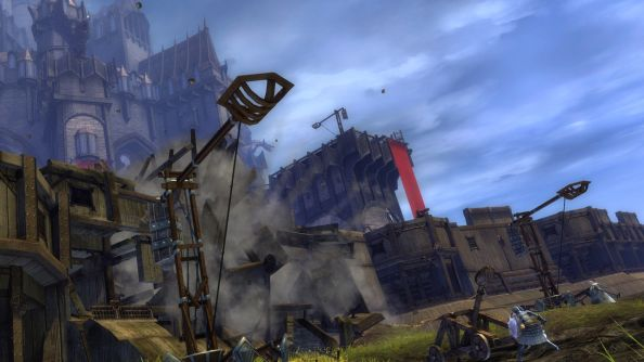 ArenaNet to introduce floating islands to Guild Wars 2 World vs World via new map