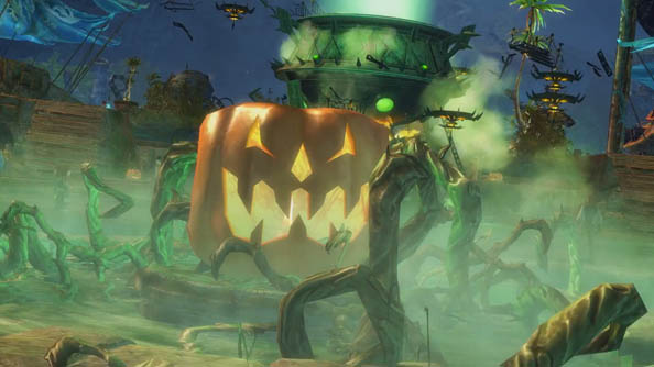 Guild Wars 2 Shadow of the Mad King Halloween event goes live today, launches paid PvP tournaments