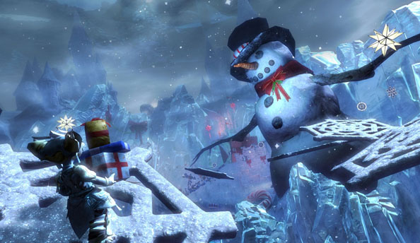Guild Wars 2 Wintersday trailer goings-on look familiar somehow; read the full event schedule here