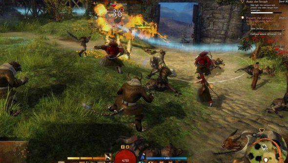Guild Wars 2: still on fire.