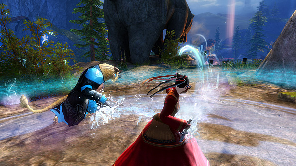 Guild Wars 2: hands on with the Spirit Watch PVP map