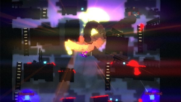 Size Five Games talk about Gun Monkeys, their secret shooter that isn't The Swindle