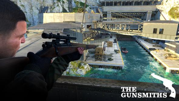 Gunsmiths Sniper Elite 4