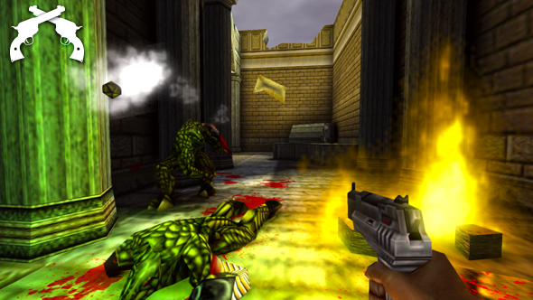 The Gunsmiths Turok 2
