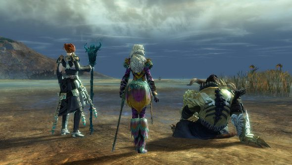 Guild Wars 2 megaserver details