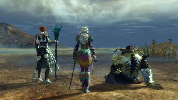 Better together: ArenaNet spills the beans on how Guild Wars 2's megaservers will affect other features