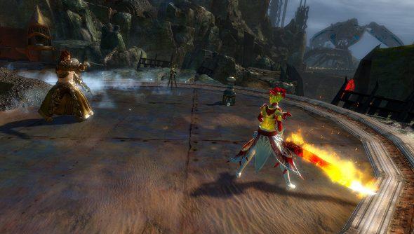 Guild Wars 2 Gamescom 2014