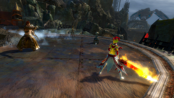 Guild Wars 2 gets competitive in Cologne with the International All-Stars Tournament