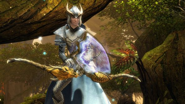 ArenaNet unveil the Guild Wars 2 Guardian specialization: the Dragonhunter