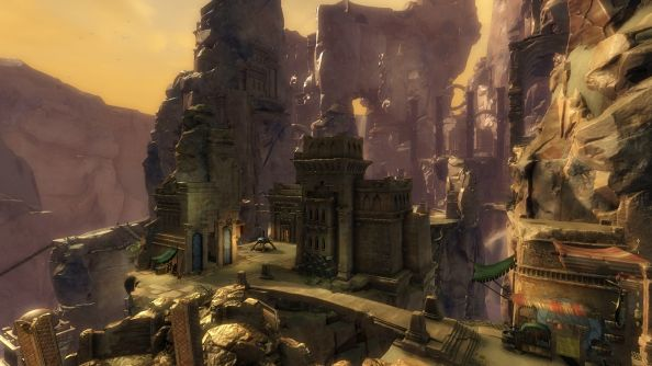 ArenaNet show off Guild Wars: Heart of Thorns Guild Halls and detail pricing