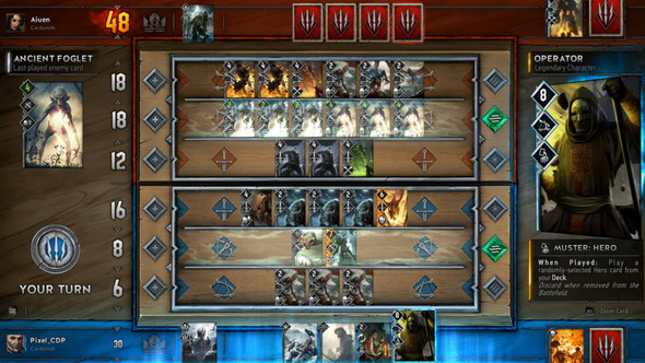 Gwent hotfix resolves incorrect milling value issue