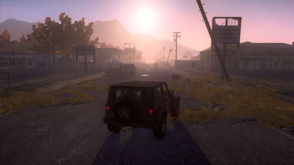 "John Smedley on DayZ and H1Z1 similarities: ""this is our take on the Zombie Apocalypse"""