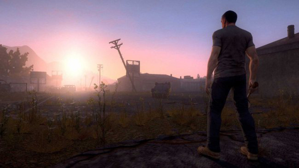 H1Z1 will be a massive sandbox, where you can farm, build a town or drive around hunting zombies