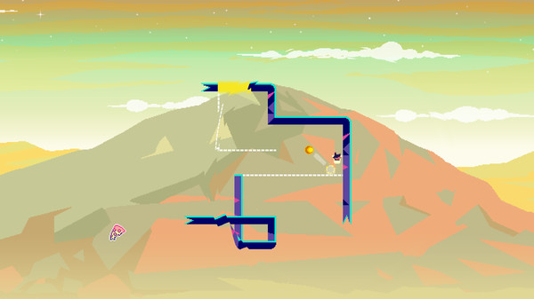 HackyZack is a fast-paced puzzle platformer-published by Humble Bundle