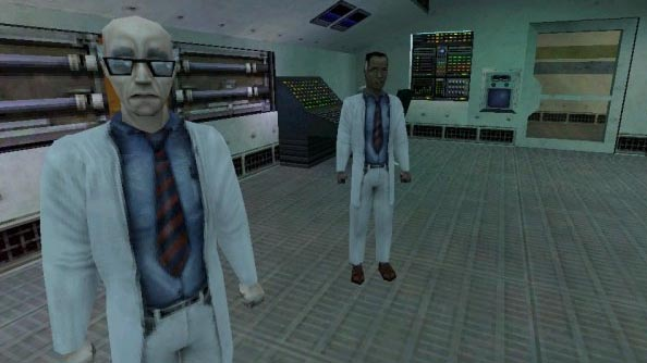 Half-Life and Counter-Strike 1.6 released on Mac and Linux; better late than never. Right, guys? Guys?