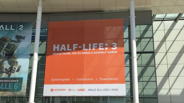 Half-Life 3 gamescom