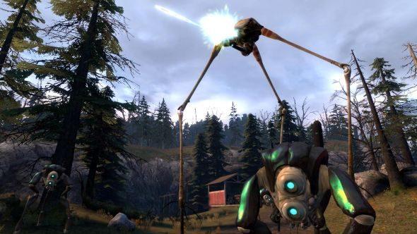 Half-Life 3 plot