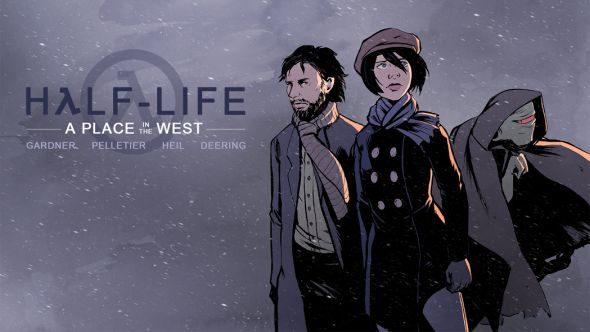 Half-Life comic