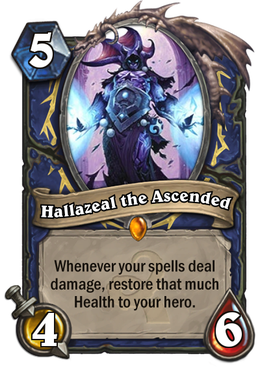 Hallazeal the Ascended