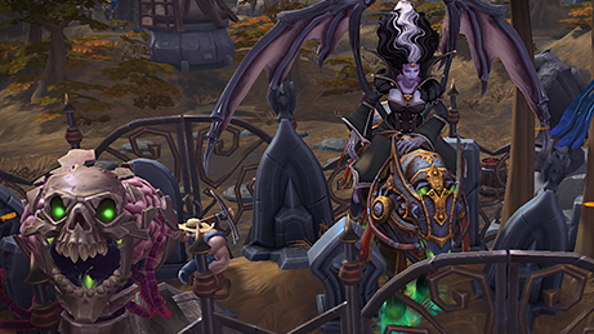 Heroes of the Storm's Hallow's End event starts next week