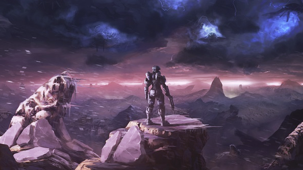 Halo Spartan Assault is in the Windows 8 app store now