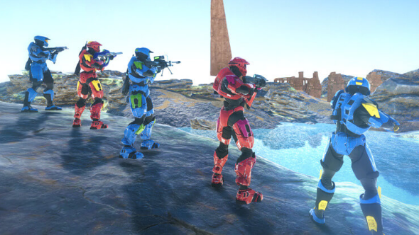 Halo fan game gets approval from 343 Industries