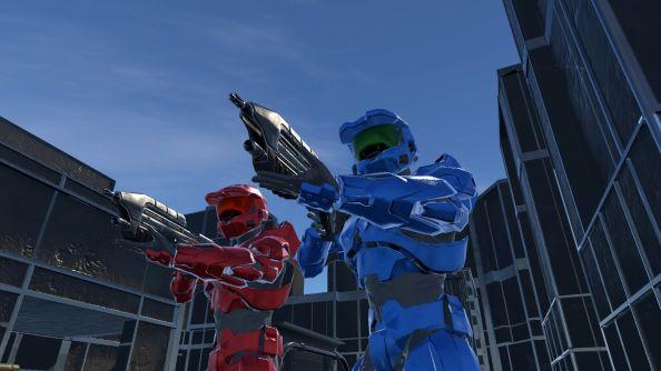 Halo fan game INSTALLATION 01 to bring Bungie-style sandbox