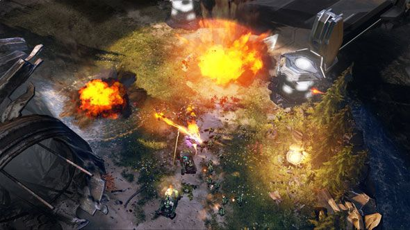 Halo Wars 2 Creative Assembly