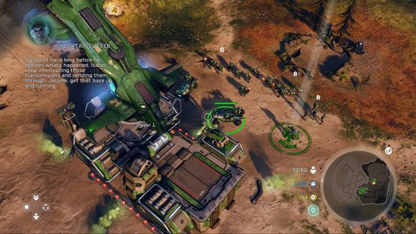 Halo Wars 2 hands on