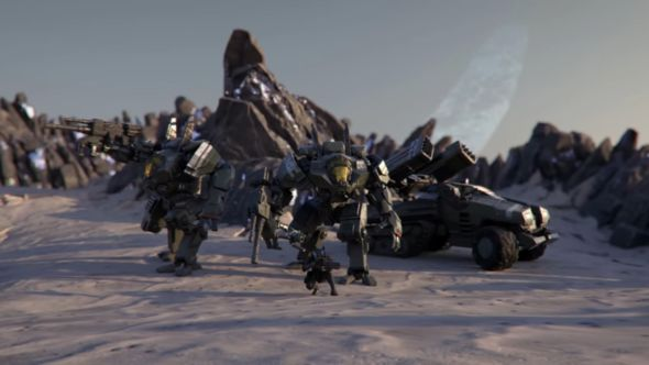 Halo Wars 2 unit models and music leak: see how the Spartans will