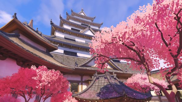Four maps have been removed from Overwatch's Deathmatch modes